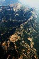 Greek Mountains by dgheban