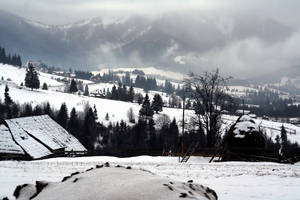 Tihuta Pass by dgheban