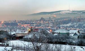 Foggy winter in Cluj by dgheban