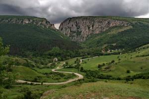 Turda Canyon2 by dgheban
