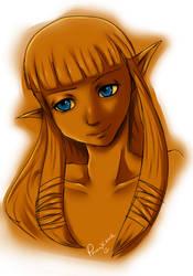 Zelda by Tobi1313