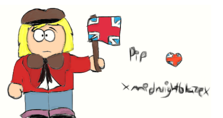 South park - Pip by XMidnightBlazeX