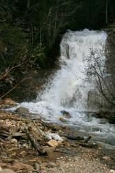 Waterfall by Sakura222-stock