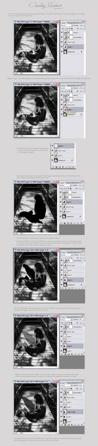 Creating Shadows Tutorial