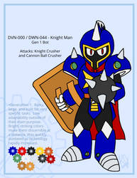 MM: DiD - Knight Man by ShinyTeacake