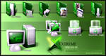 Xtreme Naija Icon Set 1 by CNARIO