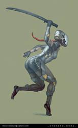 SciFi Ninja Female