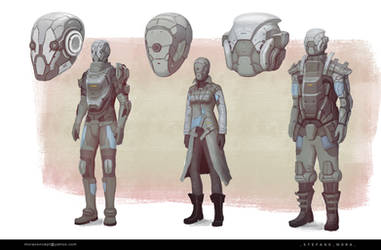 SciFi Soldiers -a
