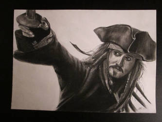 Pirates of the caribbean by freddeb
