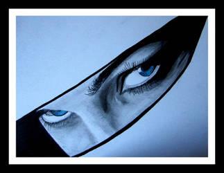 Blue eyes by freddeb
