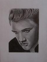 Elvis by freddeb