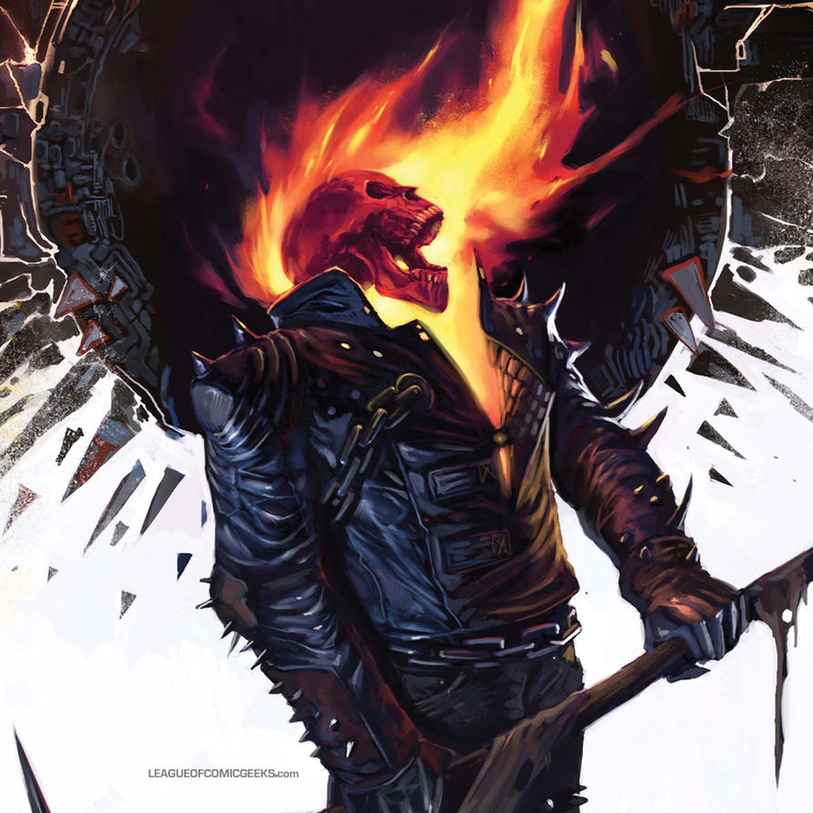 Cool Wallpaper Marvel Ghost Rider - ghost_rider_ipad_wallpaper_by_comicgeeks  Graphic_807115.jpg