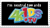 4Kids Neutral Stamp by SpongeBat1