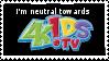 4Kids Neutral Stamp by SpongeBat1