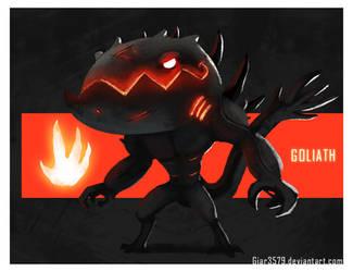 Golie by Giar3579