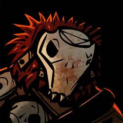 Shaman:Darkest Dungeon Fan art by Giar3579