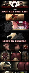 Derpest Dungeon Part 1 Dogs and Brothels by Giar3579