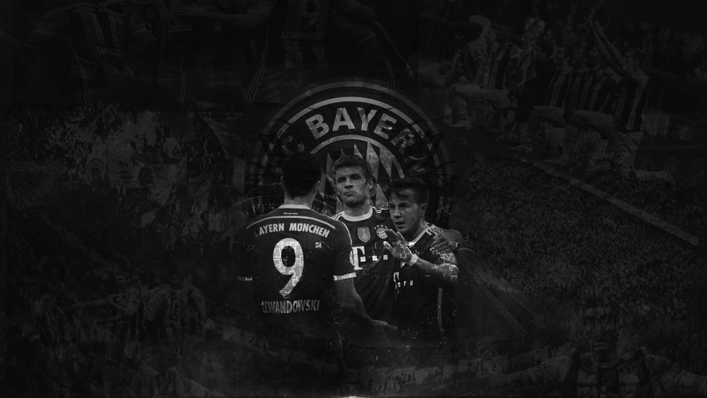 Wallpaper fc bayern munchen by trolleks on deviantart wallpaper fc bayern munchen by trolleks voltagebd Images
