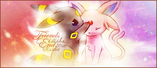 Friends Till The End by RadiantStarr
