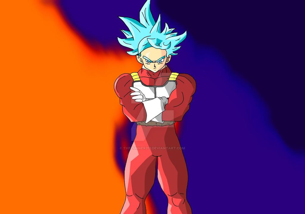 super saiyan god super saiyan jinzo by thezunner313 on