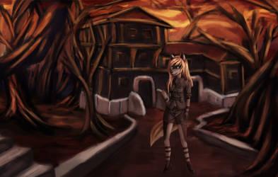 Wanderer by shumeyART
