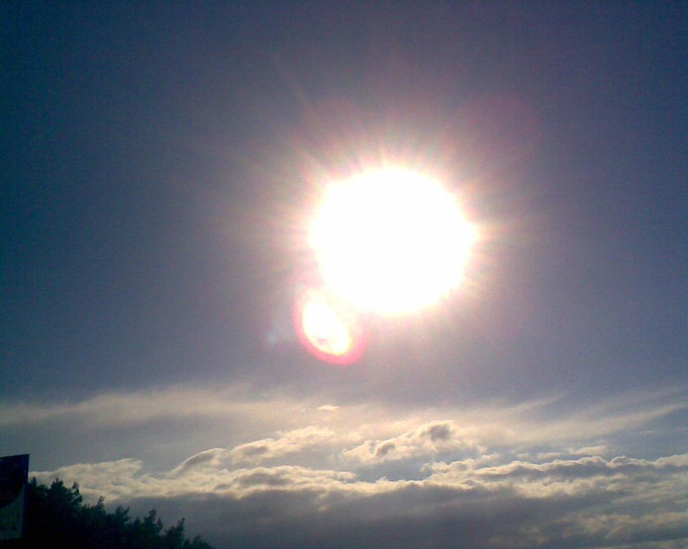 Sunshine by sfatka