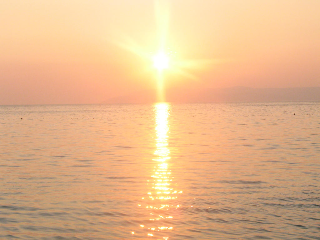 pastel sunset by sfatka