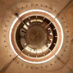 Circular room, Medvezhonok (Little planet)
