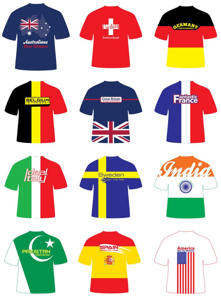Shirt design london - 12 London Olympics 2012 Free T Shirt Designs By Designbolts