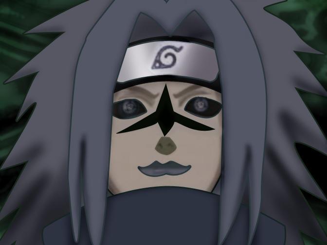 Sasuke: Curse Seal Level 2 by 2L84ME on DeviantArt