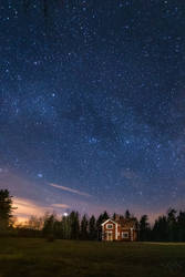 Living underneath the stars II by PaVet-Photography