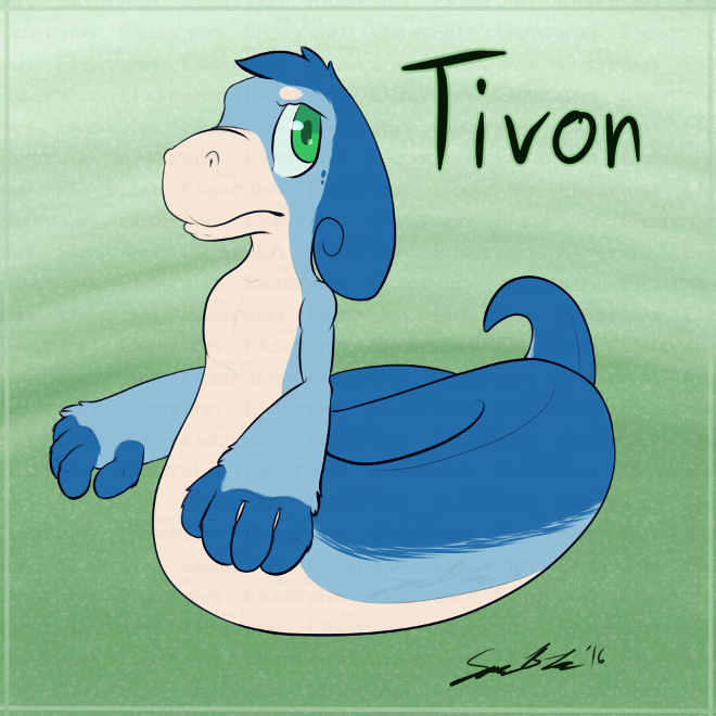 Tivon 2016 by Eksarahn