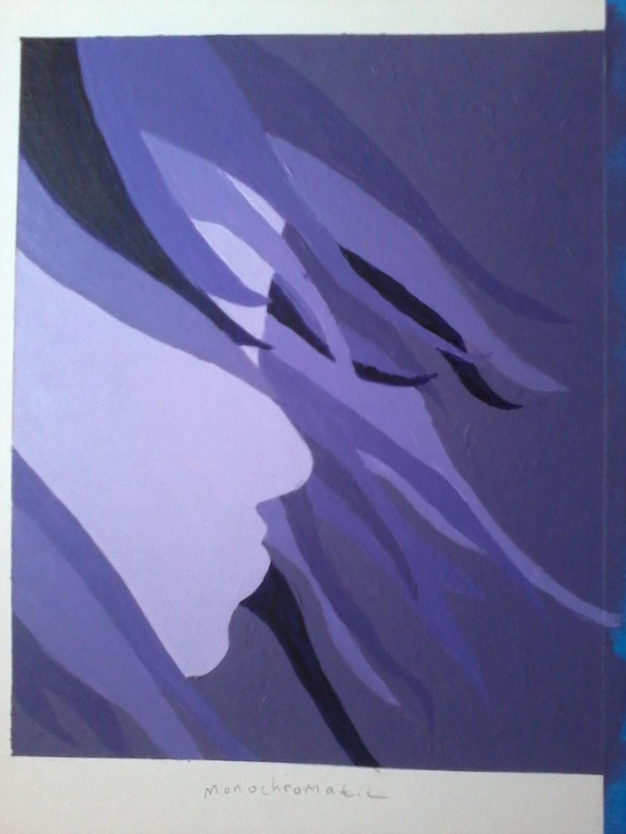 ... Monochromatic Color Scheme by Jess-Jess-94