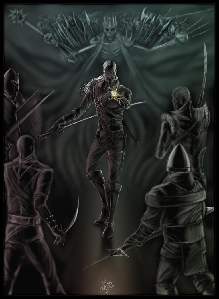 The Witcher: Epicenter by Klashmyag