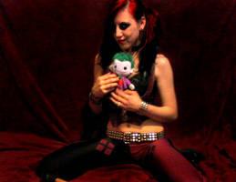 Harley Quinn by charmander831