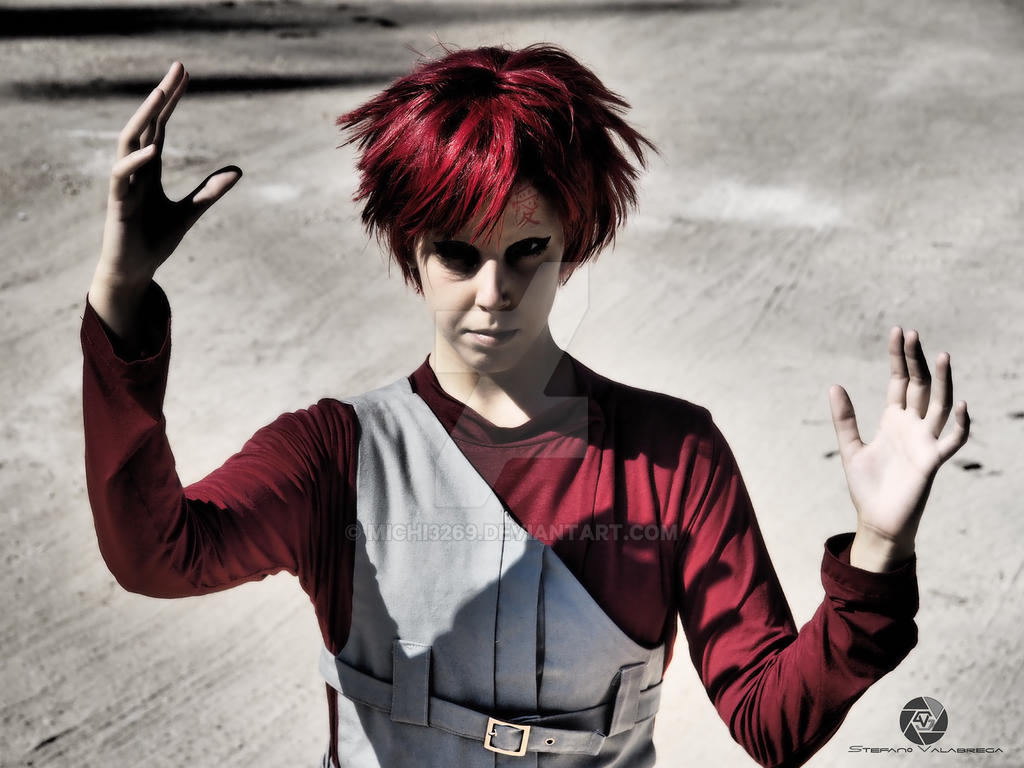 Gaara by Michi3269