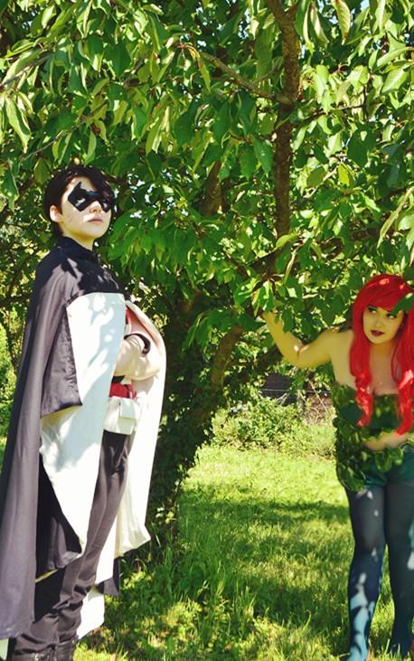 Batman - Hey Robin ~ by KAMIxSAMA