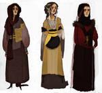 Three Anaeets