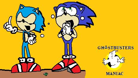 Chaos Control Fail by Ghostbustersmaniac