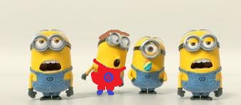 I sing w/ the minions from Despicable Me by Ghostbustersmaniac