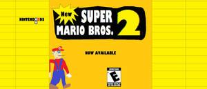 New Super Mario Bros 2 by Ghostbustersmaniac