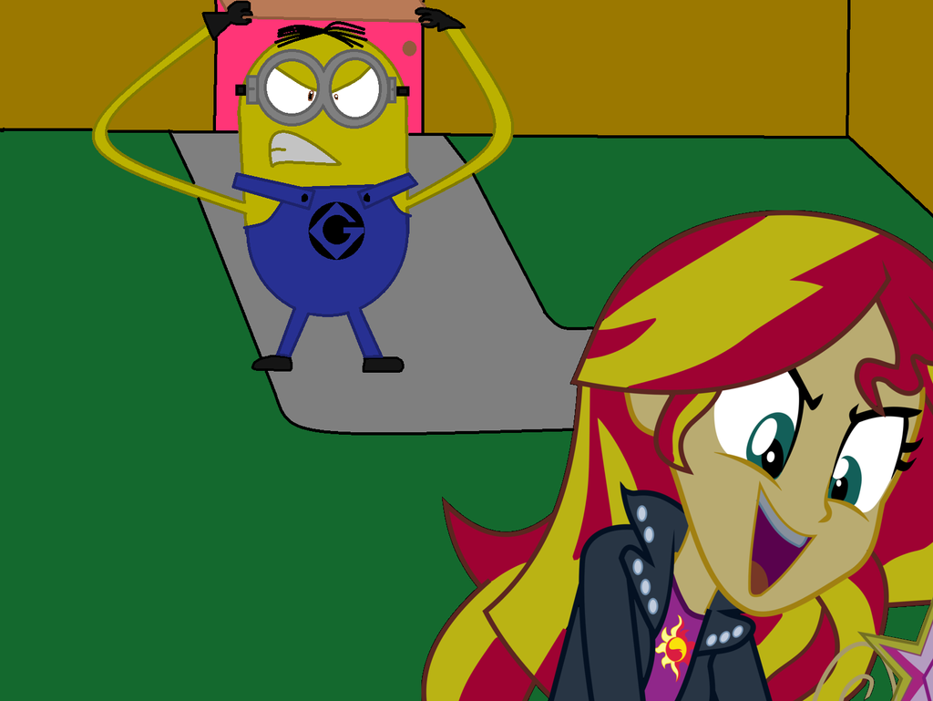 The Sort-of-Cool Rise of Dave the Wrecking Minion by Ghostbustersmaniac