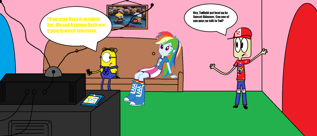 I Had to reference The Simpsons by Ghostbustersmaniac
