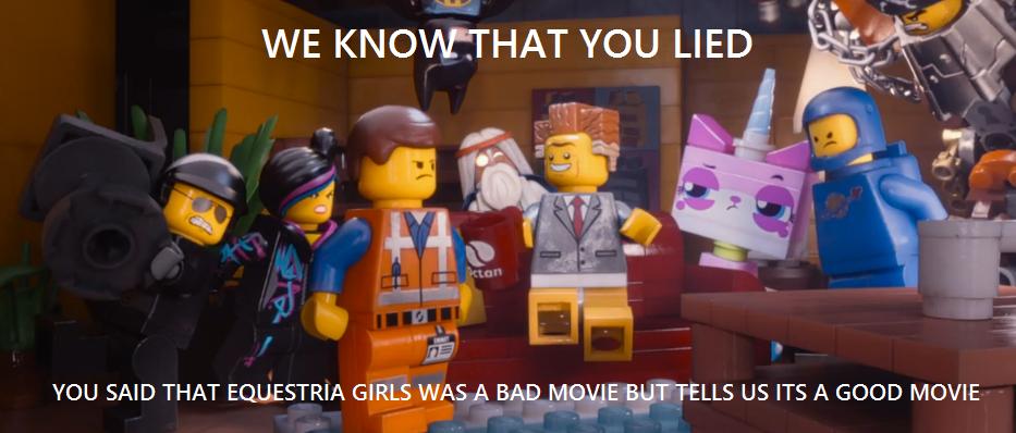 We Know That You Lied Meme by Ghostbustersmaniac