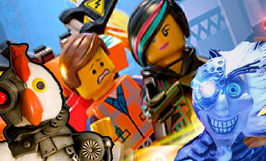 Robot Chicken + The LEGO Movie = Best Crossover by Ghostbustersmaniac
