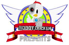 Robot Chicken Presents Logo by Ghostbustersmaniac