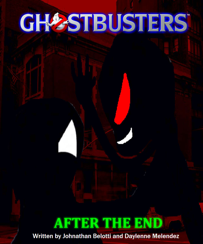 GB After The End - Final Cover/Pitch Image by Ghostbustersmaniac