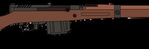 Type-9 Semi-Automatic Rifle