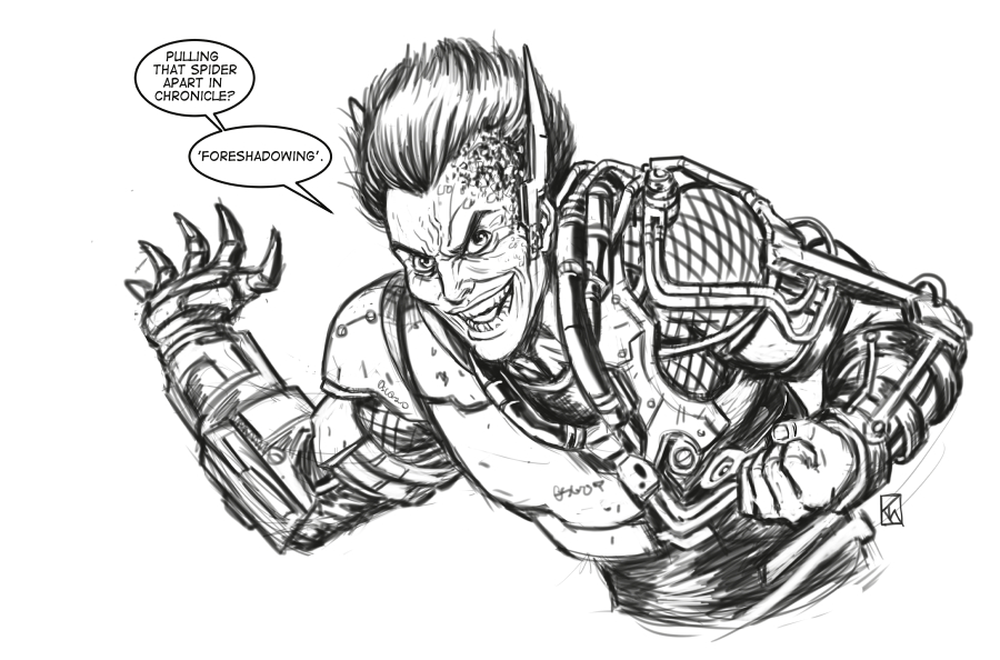 Dane Dehaan Is Harry Osborn Page 22 The Superherohype Forums Green Goblin Coloring Pages