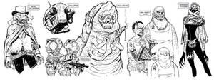 Scum and Villainy by KR-Whalen